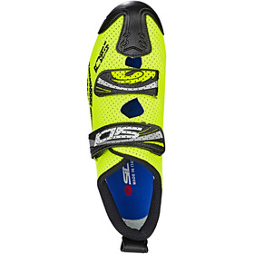 Sidi T-4 Air Carbon Shoes Men Yellow/Black